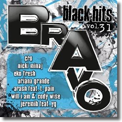 Cover: BRAVO Black Hits 31 - Various Artists