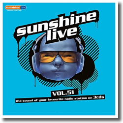 Cover: sunshine live Vol. 51 - Various Artists