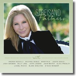Cover: Barbra Streisand - Partners