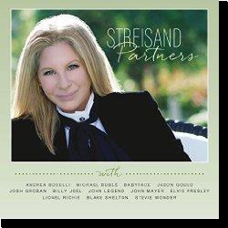 Cover: Barbra Streisand - Partners