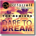 Cover:  Pat Farrell feat. Robbie Hazen - Dare To Dream