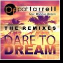 Cover:  Pat Farrell feat. Robbie Hazen - Dare To Dream