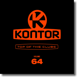 Cover: Kontor Top Of The Clubs Vol. 64 - Various Artists