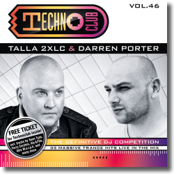 Cover: Techno Club Vol. 46 - Various Artists