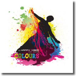 Cover: DJ Happy Vibes feat. Jazzmin - Colours