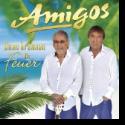 Cover:  Amigos - Dann brennen die Feuer