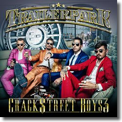 Cover: Trailerpark - Crackstreet Boys 3