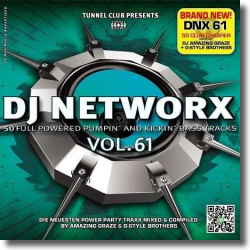 Cover: DJ Networx Vol. 61 - Various Artists