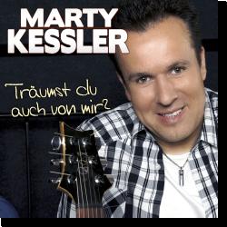 Cover: Marty Kessler - Träumst du auch von mir?