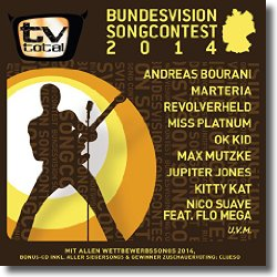 Cover: Bundesvision Song Contest 2014 - Various Artists