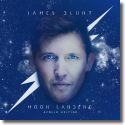 Cover: James Blunt - Moon Landing - The Apollo Edition
