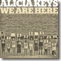 Cover:  Alicia Keys - We Are Here