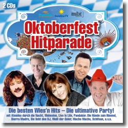 Cover: Oktoberfest Hitparade - Various Artists