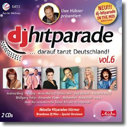 Cover: DJ Hitparade Vol. 6 - Various Artists