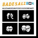 Cover:  Badesalz - Alleswassesaufcedesogegebbehat!