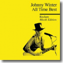 Cover:  Johnny Winter - All Time Best – Reclam Musik Edition
