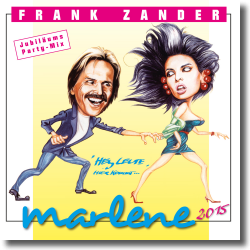 Cover: Frank Zander - Marlene 2015
