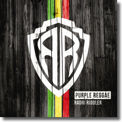 Cover: Radio Riddler - Purple Reggae