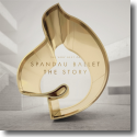 Cover:  Spandau Ballet - The Story - The Very Best Of