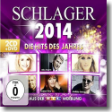 Cover:  Schlager 2014 - die Hits des Jahres - Various Artists