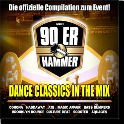 Cover: Der 90er Hammer: die offizielle CD zum Event - Various Artists
