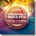 Cover:  Dan Daniels & Miss D-Star - One Day In Summer