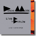 Cover:  Depeche Mode - Depeche Mode Live In Berlin