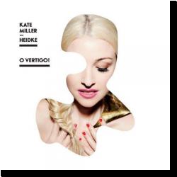 Cover: Kate Miller-Heidke - O Vertigo!