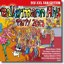 Cover: Ballermann Hits Party 2015 - Various Artists