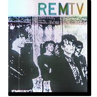 Cover: R.E.M. - REMTV