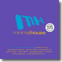 Cover:  Minimal House 2015 - Various Artists