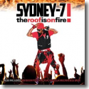 Cover:  Sydney-7 - The Roof Is On Fire