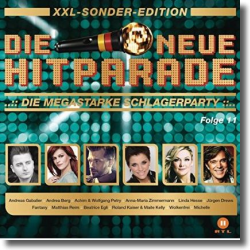 Cover: Die neue Hitparade Folge 11 - Various Artists