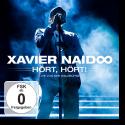Cover:  Xavier Naidoo - Hört, Hört! Live von der Waldbühne