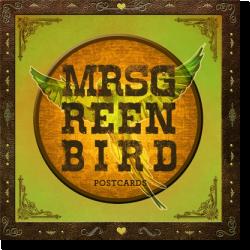 Cover: Mrs. Greenbird - Postcards