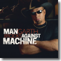 Cover:  Garth Brooks - Man Against Machine