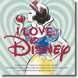 Cover: I Love Disney - Various Artists