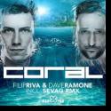 Cover:  Filip Riva & Dave Ramone - Coral