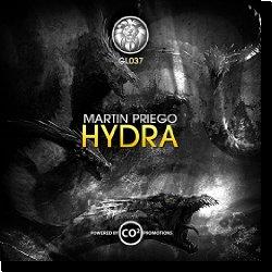 Cover: Martin Priego - Hydra