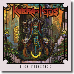Cover: Kobra And The Lotus - High Priestess