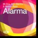 Cover: M-3ox, MD Electro & Shaun Bate - Alarma