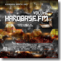 Cover:  HardBase.FM Volume Five! - Various Artists