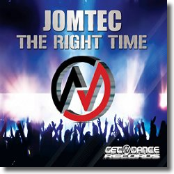 Cover: Jomtec - The Right Time