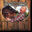 Cover:  Buddy - Der Hüttenrammler von Oberammergau