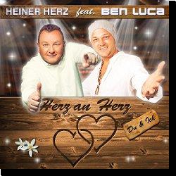 Cover: Heiner Herz feat. Ben Luca - Herz an Herz