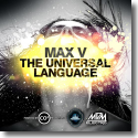 Cover:  Max V. - The Universal Language