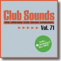 Cover:  Club Sounds Vol. 71 - Various Artists