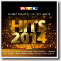 Cover:  RTL Hits 2014 - Various Artists