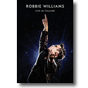 Cover: Robbie Williams - Live in Tallinn