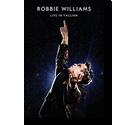 Cover: Robbie Williams - Live in Tallinn